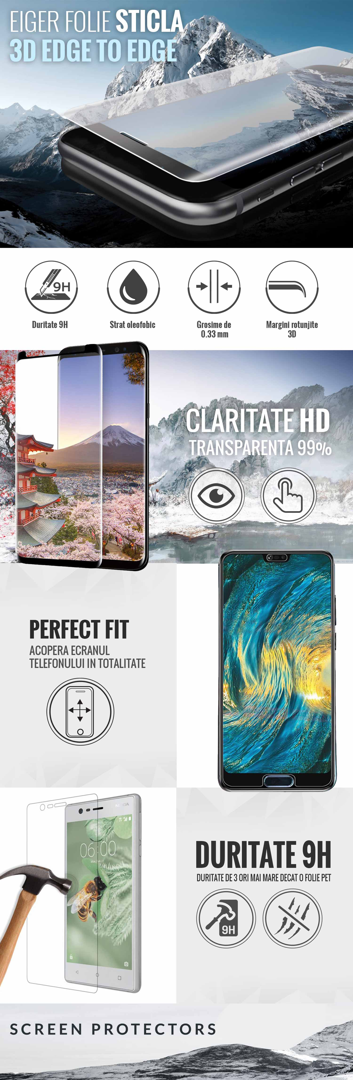 Folie Huawei P20 Lite