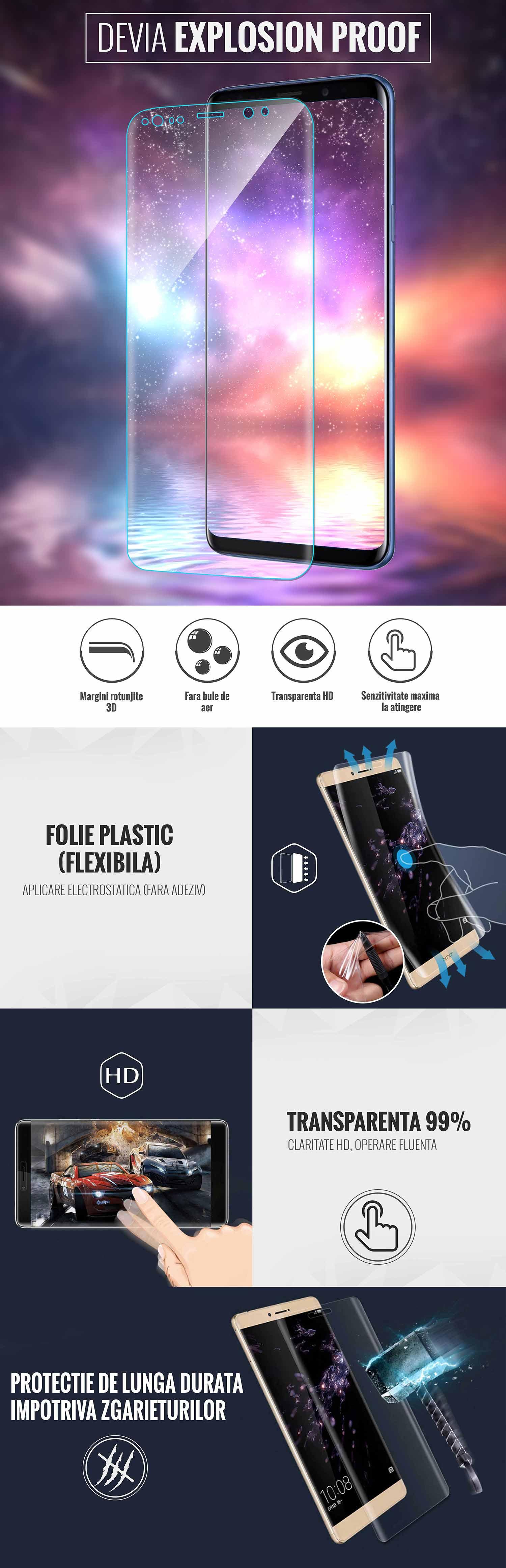 Folie Samsung Galaxy S8