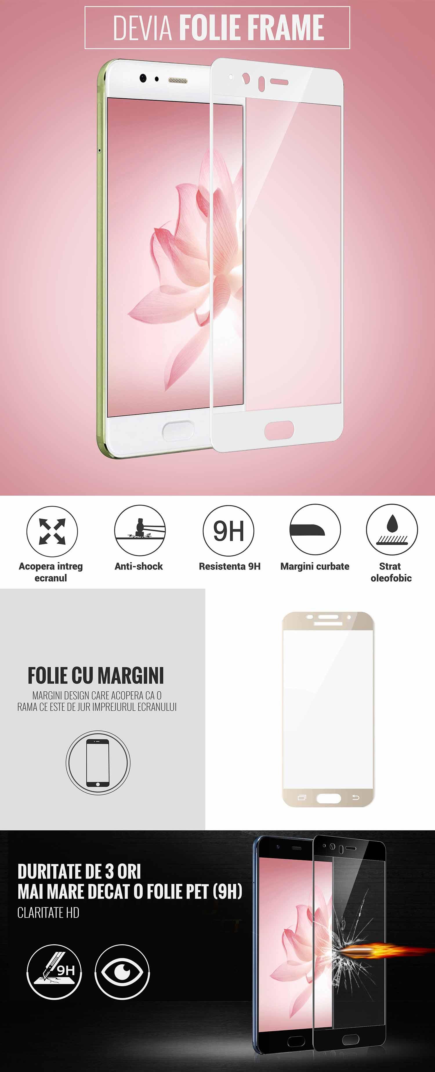 Folie Huawei Mate 10 Lite