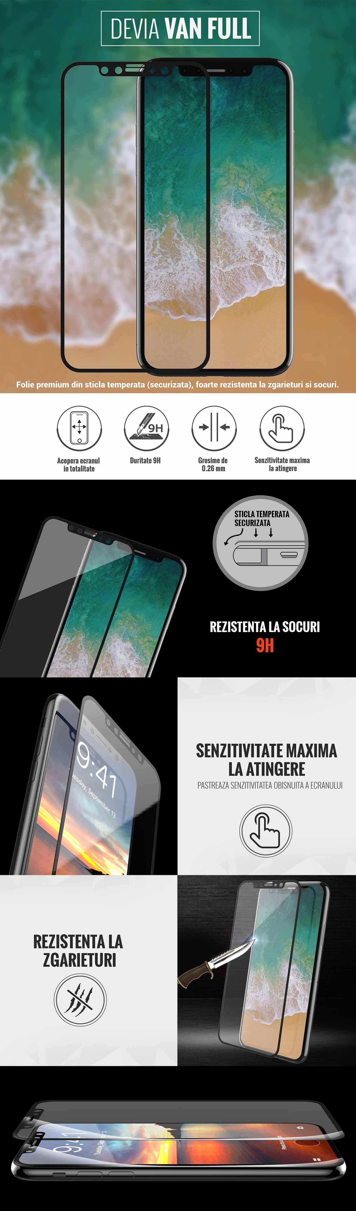 Folie iPhone 8 Plus/ 7 Plus